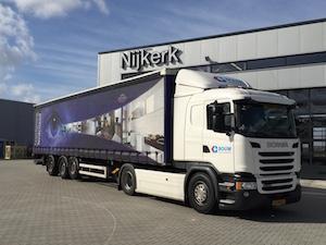 Scania Nieuw pand Nijkerk